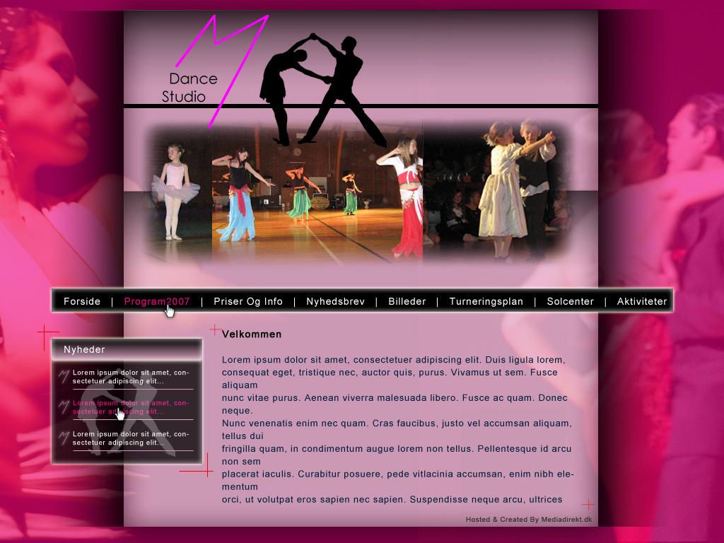 Dance studio m - Studio m ...